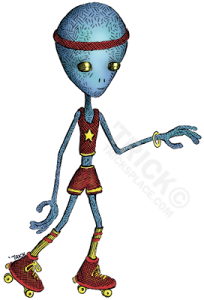 Roller_Skater_Alien-SHOT-COLOR