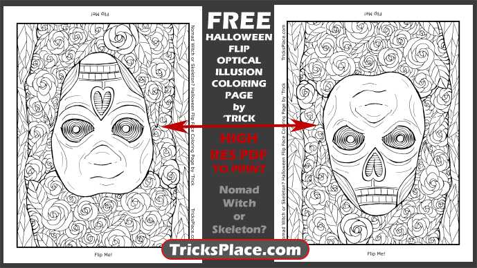 Eye Illusions Coloring Pages  Printable Coloring Pages Design